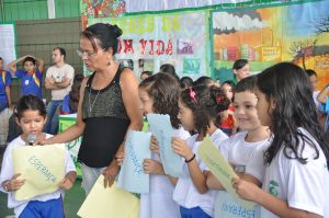 Vereadores participam da 2ª mostra do COM VIDA