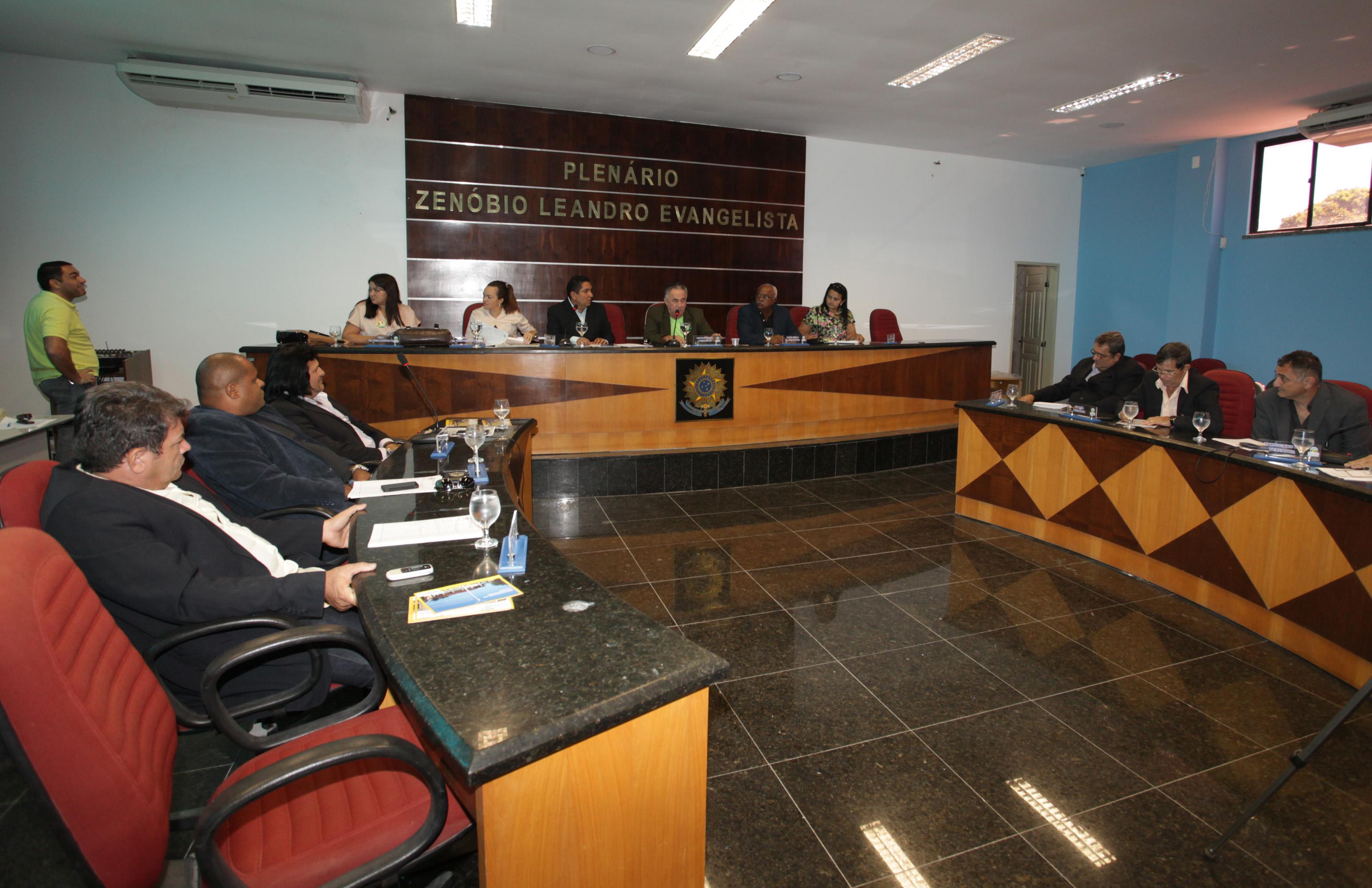 19ª Sessão Ordinária da Câmara Municipal de Eusébio
