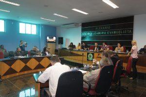 26ª Sessão Ordinária da Câmara Municipal de Eusébio