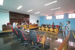 27ª Sessão Ordinária da Câmara Municipal de Eusébio