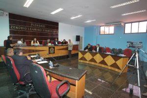 28ª Sessão Ordinária da Câmara Municipal de Eusébio