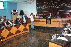 33ª Sessão Ordinária da Câmara Municipal de Eusébio