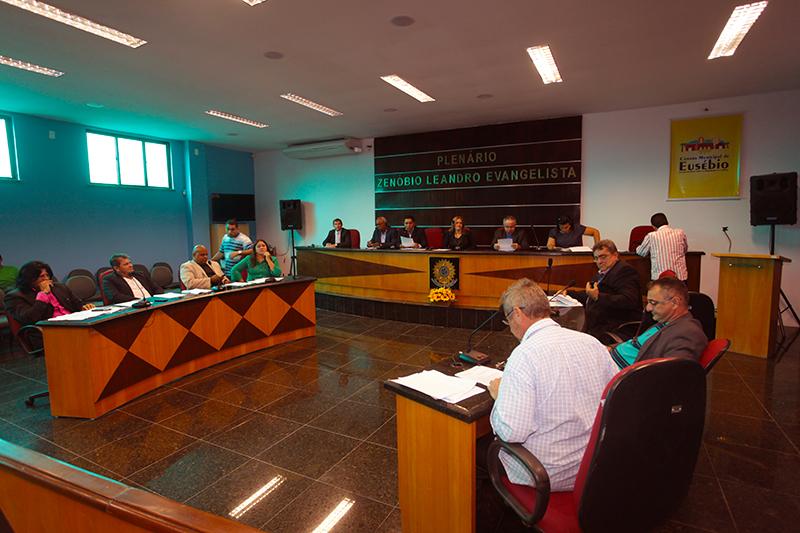 Câmara Municipal realiza primeira sessão extraordinária de 2015