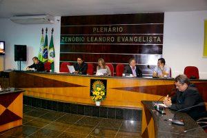 Câmara de Eusébio analisa projeto sobre segurança nas escolas