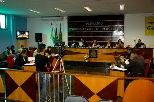 Câmara de Eusébio inicia votação  da Lei de Diretrizes Orçamentárias