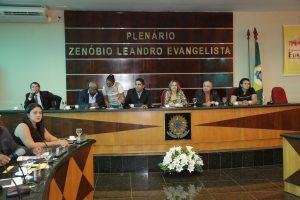 Parlamentares concedem títulos de Cidadãos de Eusébio