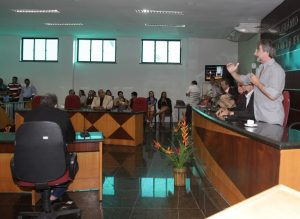 Câmara realiza mais de 36 sessões em 2015