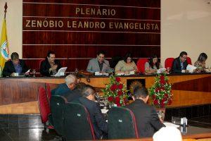 Câmara de Eusébio analisa prestação  de contas da Prefeitura do ano de 2011