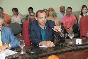 Nildinho propõe criação das Olimpíadas Municipais de Português e Matemática
