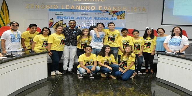 Eusébio ultrapassa meta de combate à exclusão escolar fixada pelo Selo Unicef