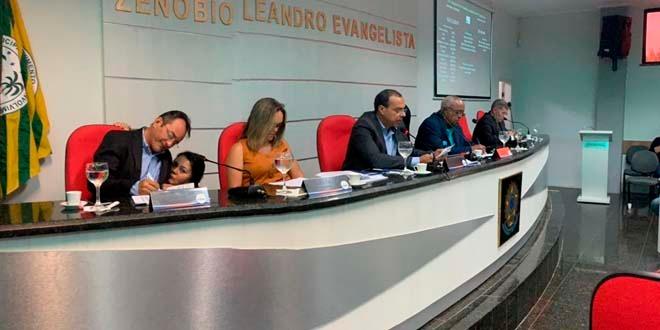 SESSÃO ORDINÁRIA DIA 02 DE DEZEMBRO DE 2019.