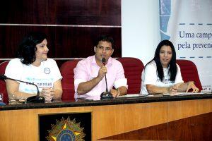 Câmara recebe abertura da V Semana de Prevenção às Drogas