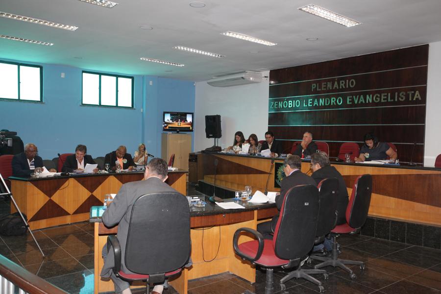 25ª Sessão Ordinária da Câmara Municipal de Eusébio