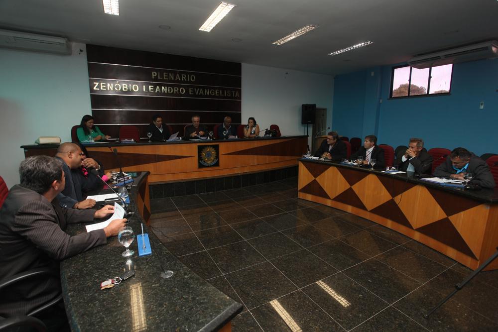30ª Sessão Ordinária da Câmara Municipal de Eusébio