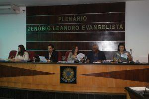 31ª Sessão Ordinária da Câmara Municipal de Eusébio