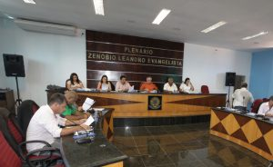 32ª Sessão Ordinária da Câmara Municipal de Eusébio