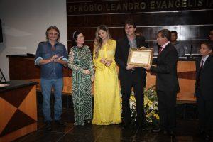 Deputado Bruno Gonçalves recebe Título de Cidadão de Eusébio