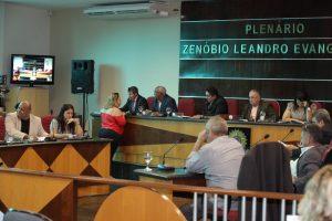 Nonato Xilito preside 33ª Sessão Ordinária da Câmara Municipal