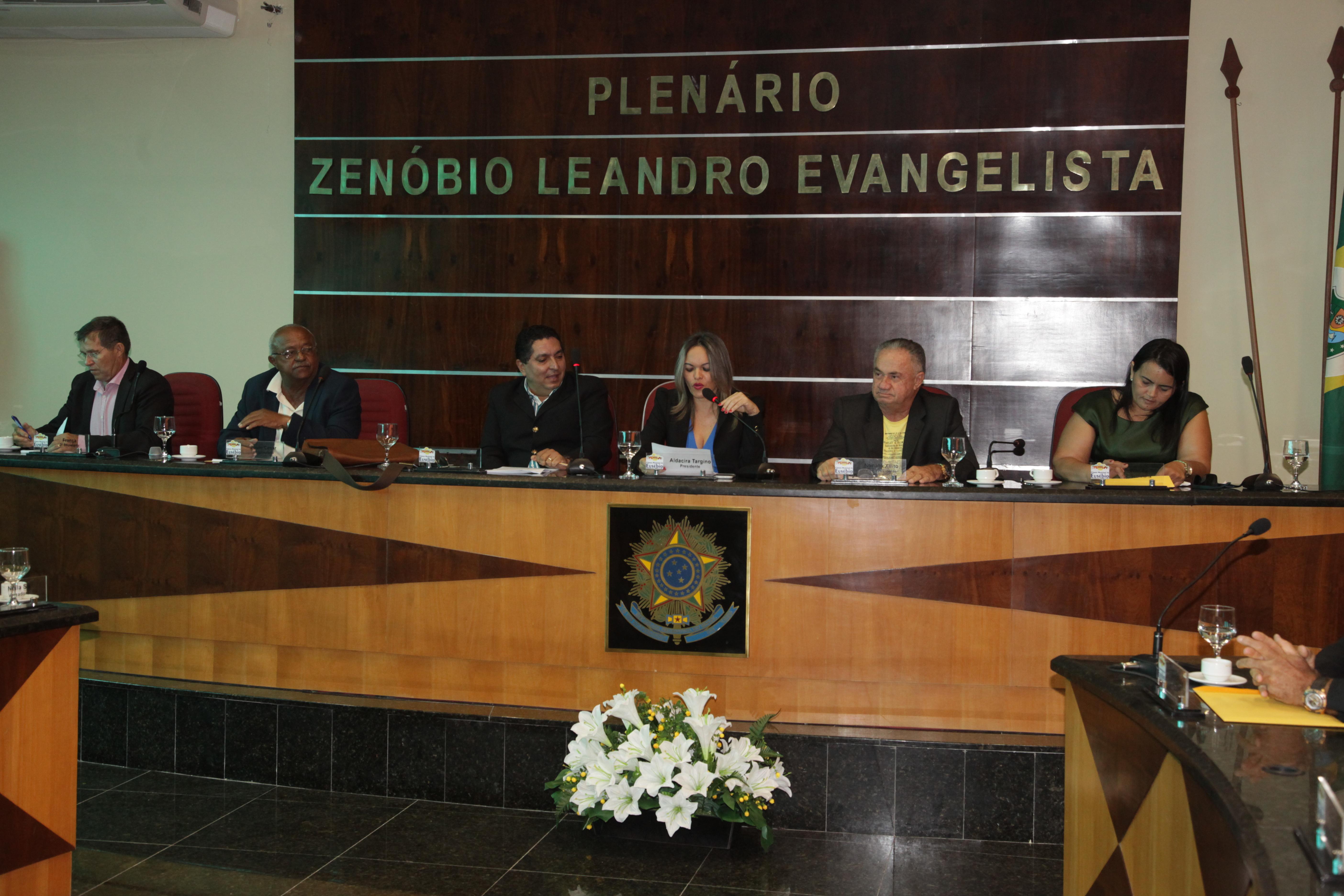 Vereadores aprovam plano de gestão integrada de resíduos sólidos