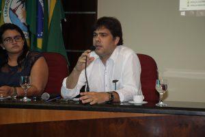Presidente da AMMA apresenta projetos de reforma de praças