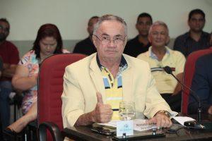 Nonato Xilito solicita melhorias para o bairro Tamatanduba