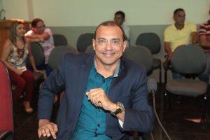 Nildinho propõe denominar do Posto do Olho  D'água de Francisco Alcimiro da Silveira