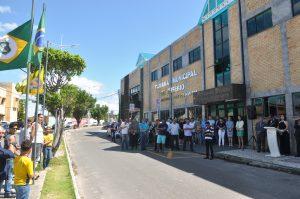Câmara inicia as comemorações do aniversário do Município