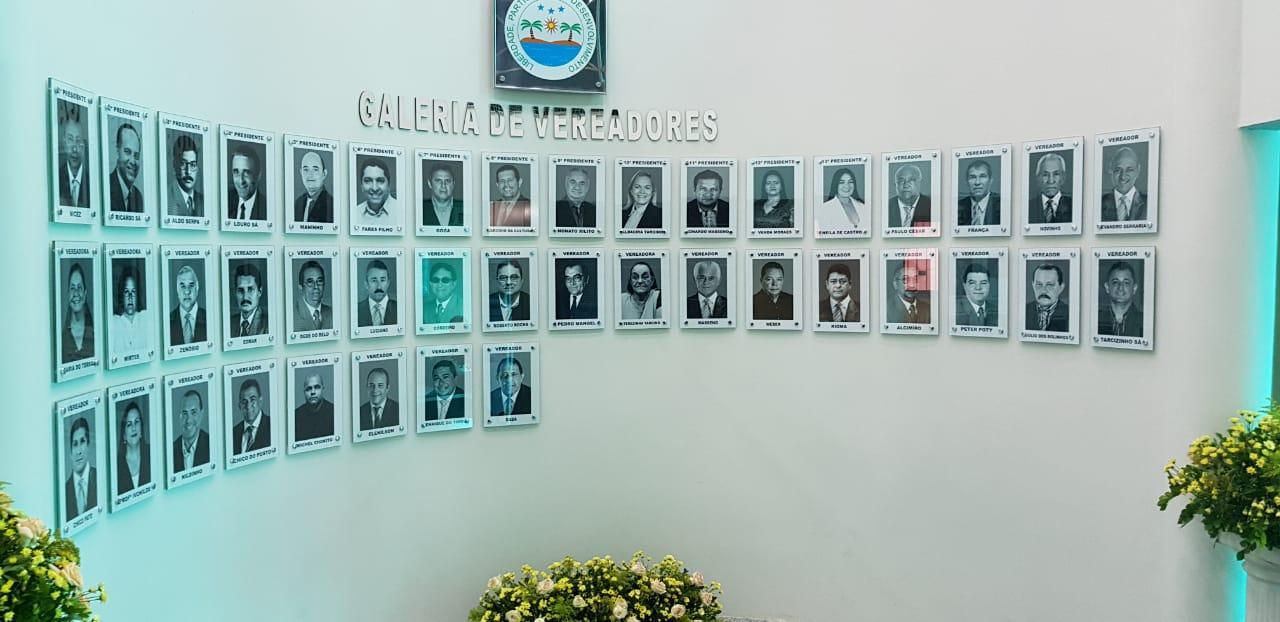 Inaugurada a Galeria dos Vereadores na Casa do Povo