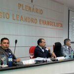 Câmara Municipal de Vereadores realiza a Primeira Sessão Ordinária do Ano 2020